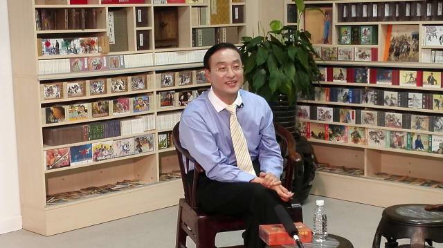 利世控股总裁李中子博士受邀中国传媒大学《传媒人》