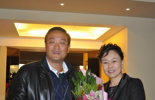 总裁李中子博士出席世联财富俱乐部年度会员大会