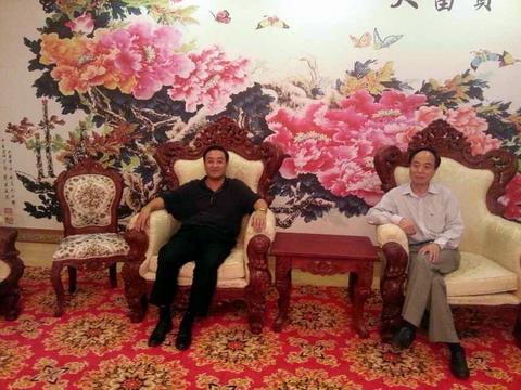 总裁李中子博士考察团一行赴老挝考察地产项目